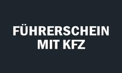 Führerschein + KFZ